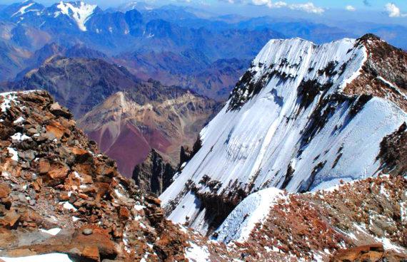 cumbre - Aconcagua