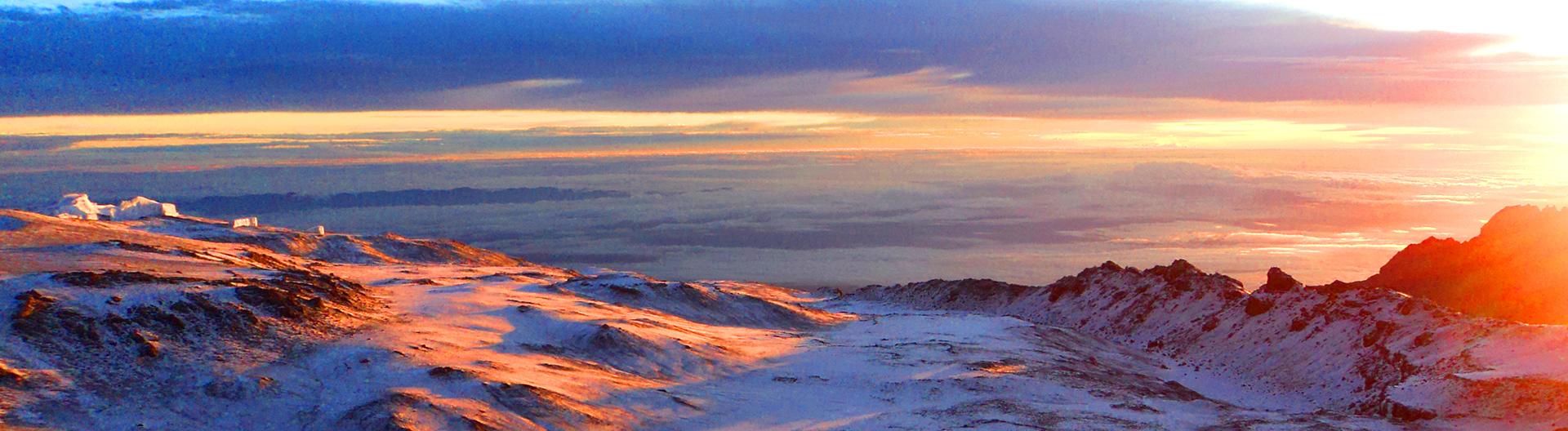 atardecer-kilimanjaro