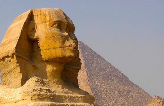 ESFINGE - EGIPTO