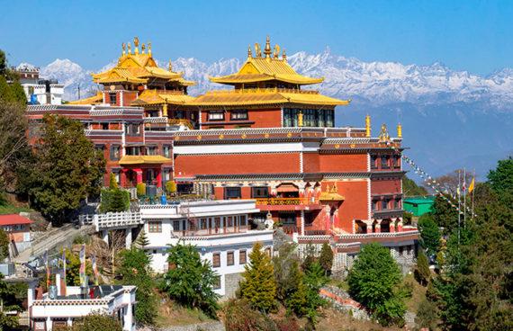 NAMO - BUDDHA - NEPAL