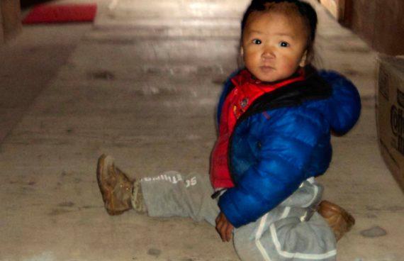 bebé Sherpa